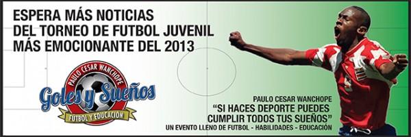 Goles y sueños 2013