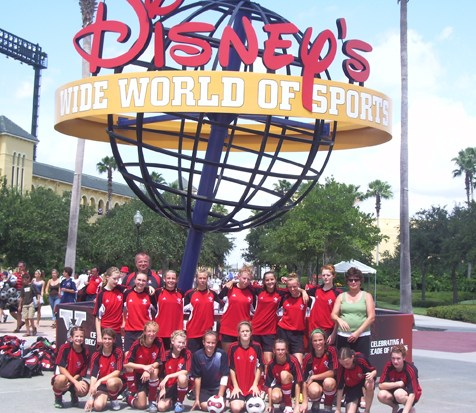 DisneyCupJuly07